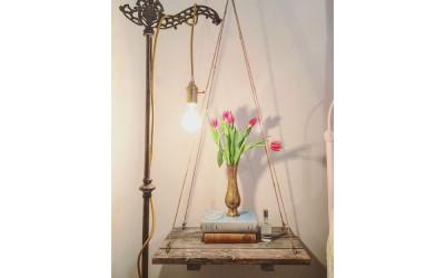 Ιδιαίτερα Vintage κομοδίνα με αυτές τις ξεχωριστές ιδέες από το Σπίτι της Γιαγιάς!