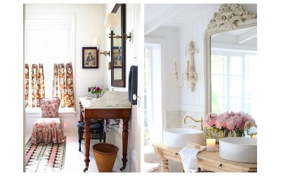 Ψάχνετε εναλλακτικούς τρόπους για ν' αξιοποιήσετε ένα vintage γραφείο; Το Σπίτι της Γιαγιάς συγκεντρώνει αυτούς που θα σας εμπνεύσουν περισσότερο