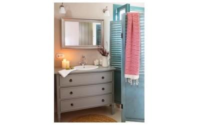 Τι μπορείς να κάνεις με μια παλιά συρταριέρα; Vintage διακόσμηση που θα σε ξεσηκώσει!