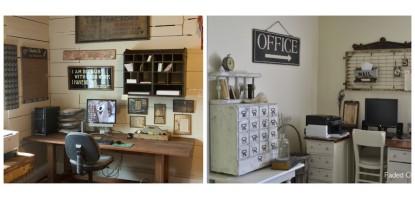 Απαραίτητα αντικείμενα για ένα Vintage Home Office