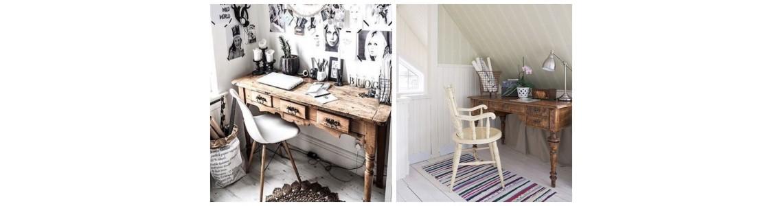 Θέλετε να δημιουργήσετε ένα Vintage Home Office; Δείτε τα έπιπλα που προτείνει το  Granny's House