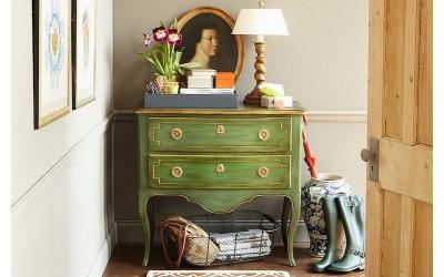 Δημιουργικές Vintage προτάσεις για την είσοδο του σπιτιού από το Σπίτι της Γιαγιάς!