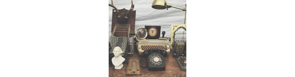 5 Αντικείμενα που θα δώσουν Vintage πινελιές σε κάθε στυλ διακόσμησης