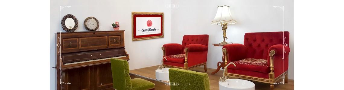 Η Carte Blanche επιλέγει το Σπίτι της Γιαγιάς για τη διακόσμηση του καταστήματός της!