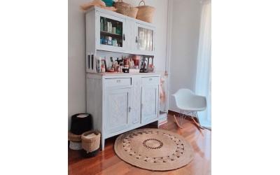 Θέλεις ένα ξεχωριστό χώρο για τα καλλυντικά σου; Μπορείς να εμπνευστείς από τη Νατάσα Μπερέκου!