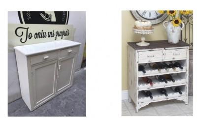 5 ιδέες για ν' αναδείξετε τα αντικείμενα από το Granny's House [Το Σπίτι της Γιαγιάς]