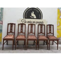 Καρέκλα ξύλινη vintage  Granny's  44782